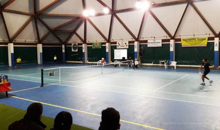 Il Tennis club Maierato miglior club del circuito Tpra in Calabria