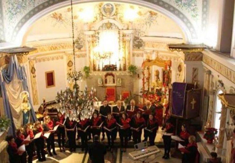 Mese del Fanciullo, concerto di Natale a San Nicola de Legistis