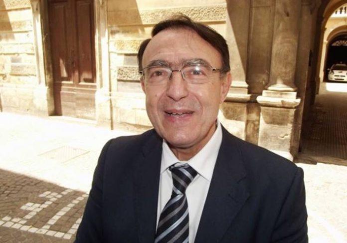 Il neo commissario di Vibo Giuseppe Guetta
