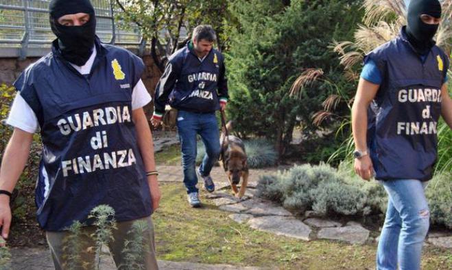 Narcotraffico: blitz della Guardia di Finanza, 25 arresti nel Vibonese – Nomi