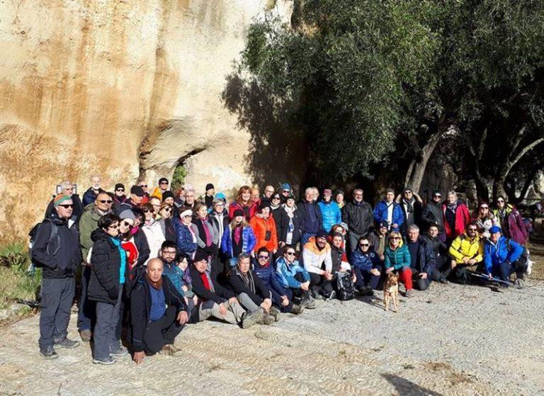 Kalabria Trekking e Cai Catanzaro inaugurano l'anno del turismo lento a Zungri