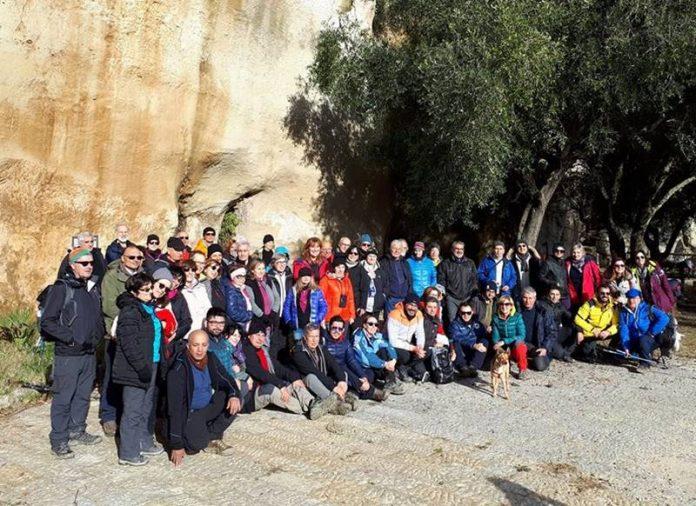 Kalabria Trekking e Cai Catanzaro a Zungri
