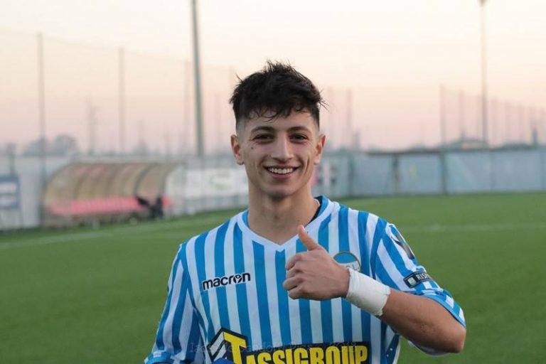 Arriva la convocazione in prima squadra, il miletese Marco Spina debutta in Serie A