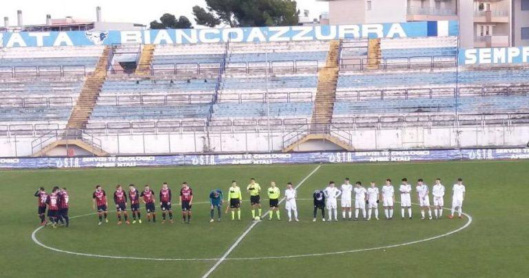 """Serie C, la Vibonese """"tennistica"""" a Matera"""