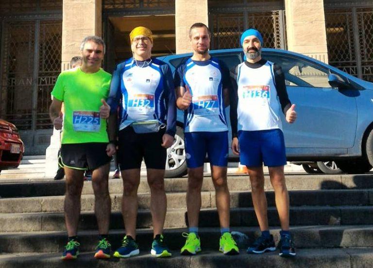 Corsa, l'Atletica San Costantino ben figura nella mezza maratona a Messina