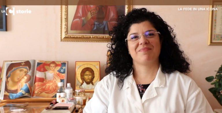 La fede in un'icona, testimonianze di vita che si esprimono con l'arte – Video