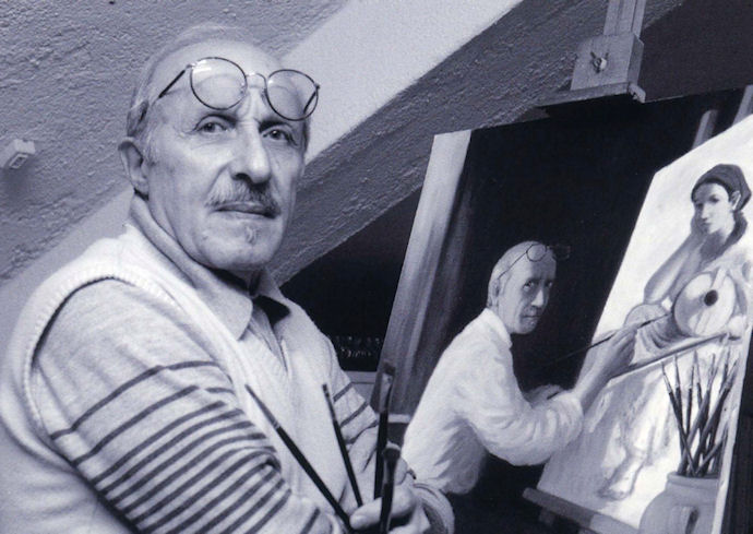 Mileto, il concorso di poesia dedicato alla memoria del pittore Mike Arruzza