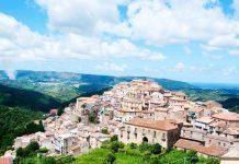 Il borgo di Monterosso Calabro