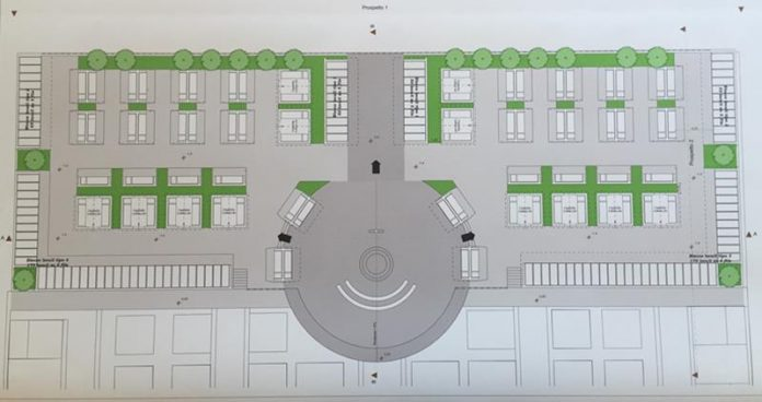 Il progetto del nuovo cimitero di Pizzo
