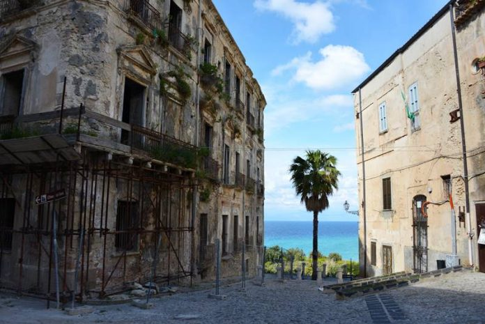 Palazzo Giffone a Tropea