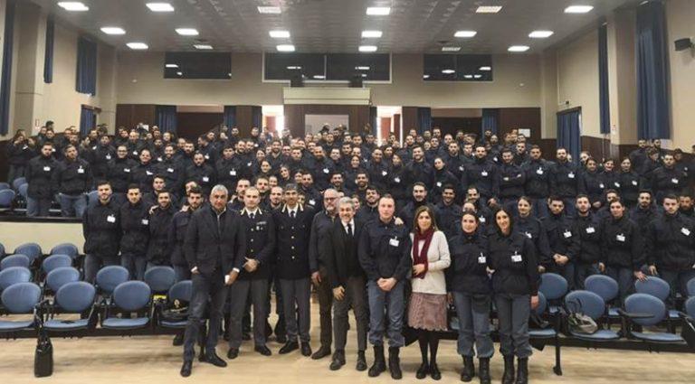 Successo alla Scuola di Polizia di Vibo per l'incontro sulla comunicazione