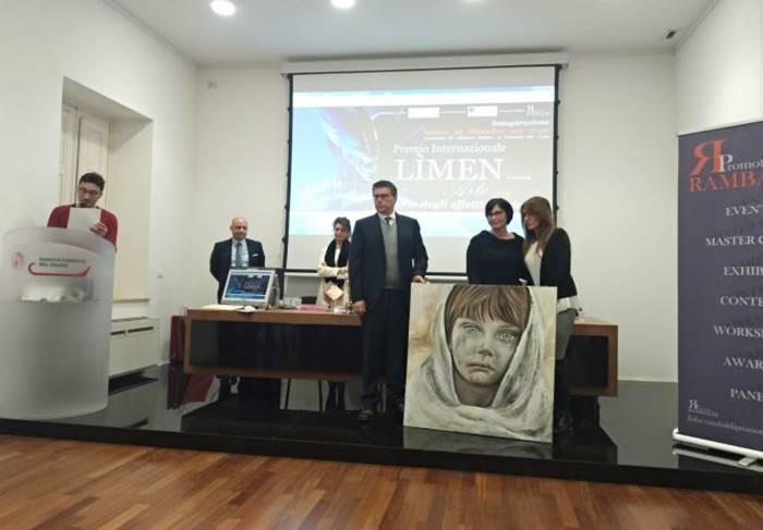 Concluso il Premio Limen Arte a Vibo, ecco i vincitori della decima edizione