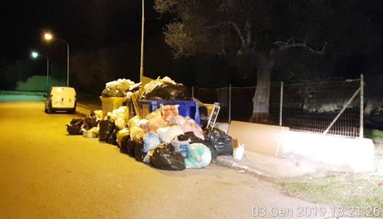 Caos rifiuti a Vibo, la Daneco: «Nessun guasto all'impianto di Lamezia»