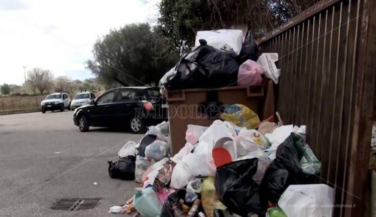 Caos rifiuti a Vibo, contrada Vaccaro ostaggio di immondizia e degrado – Video