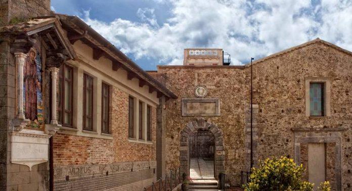 Palazzo Santa Chiara, sede del Sbv
