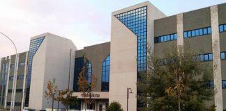 Il nuovo Palazzo di giustizia di via Lacquari