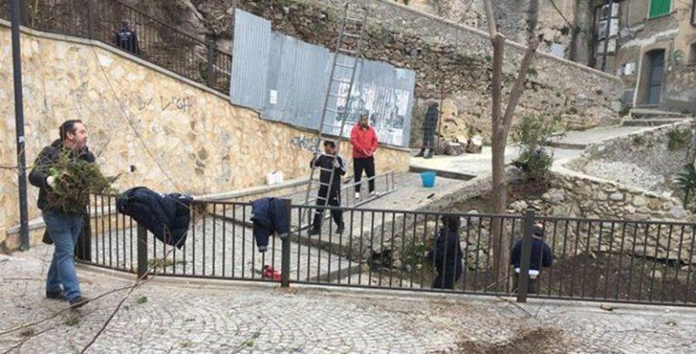 Tropea, la rinascita della città passa dalle mani dei volontari – Video