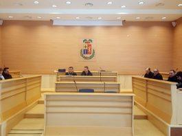 Il consiglio provinciale riunitosi questa mattina