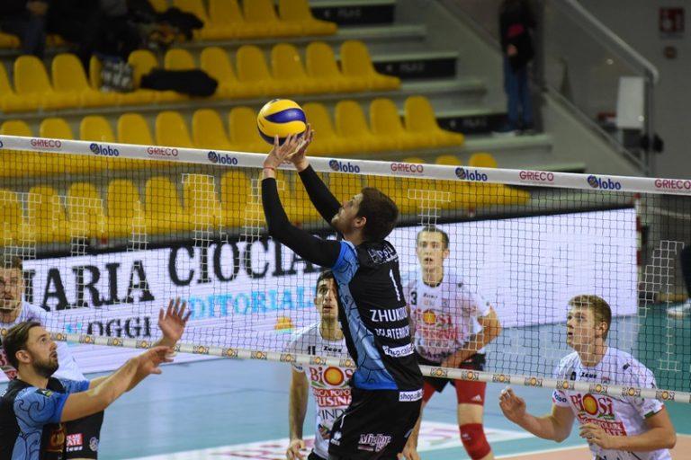 Volley Tonno Callipo, domenica con Sora si rinnova una rivalità storica