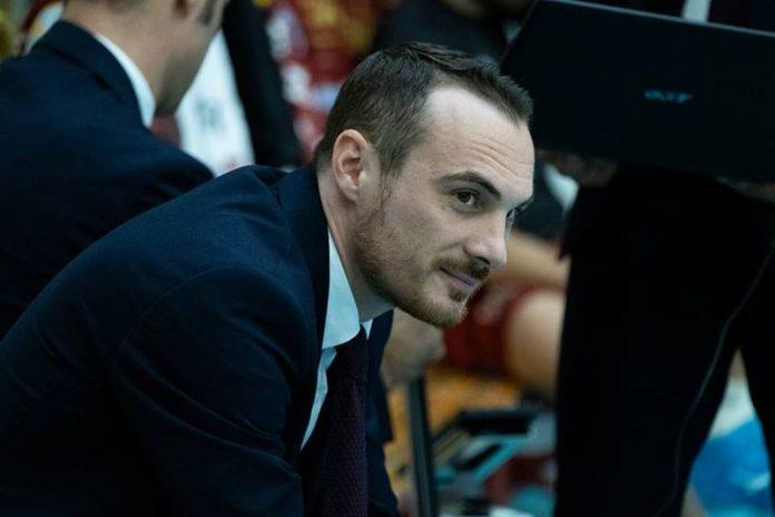 Antonio Valentini non è più il coach di Vibo