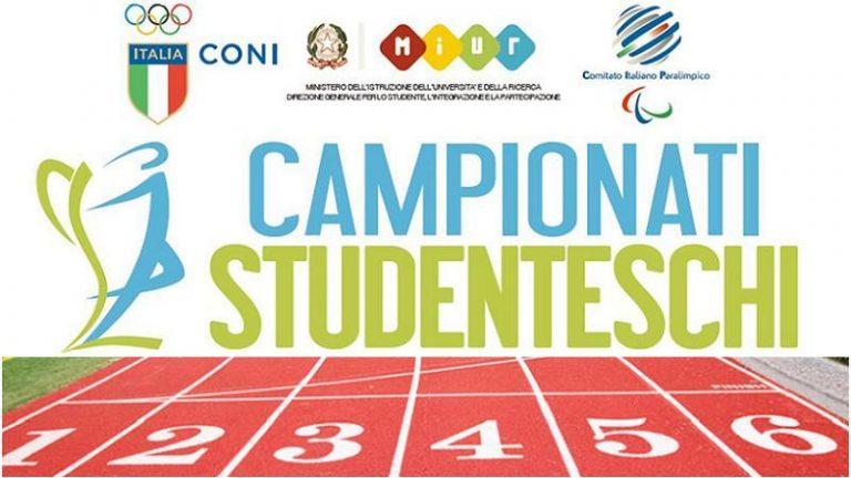 Tutto pronto a Pizzo per i campionati studenteschi regionali