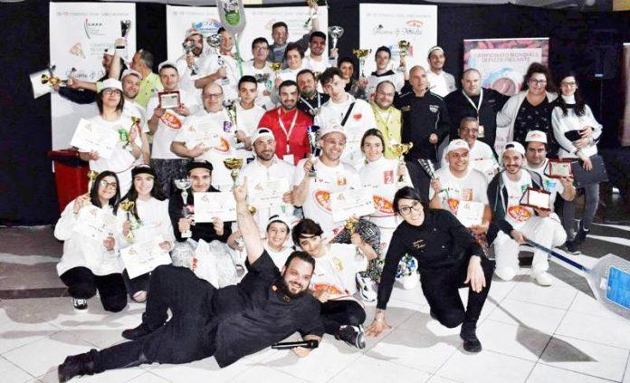 I partecipanti alla competizione