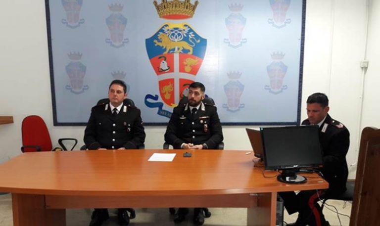 Rapine e furti, ecco i particolari degli arresti fra Cessaniti e San Costantino – Video