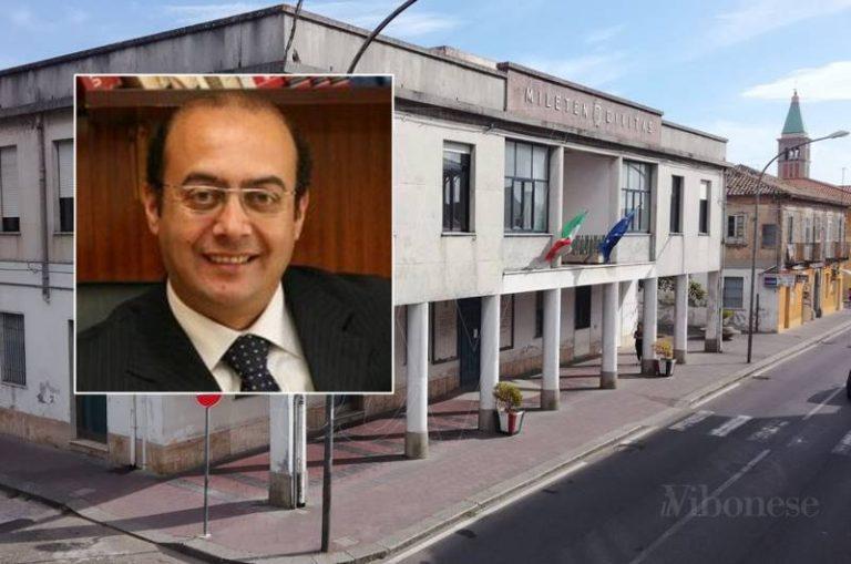 Concorso al Comune di Mileto, il sindaco Giordano: «Procedure trasparenti»