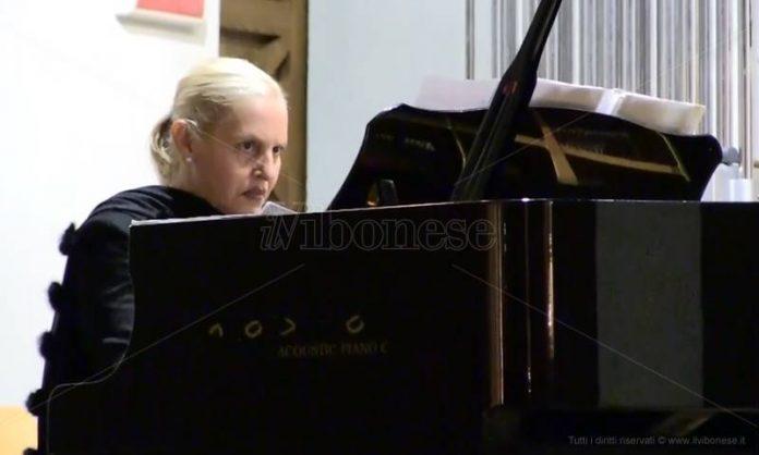 La pianista Beatrice Zoccali