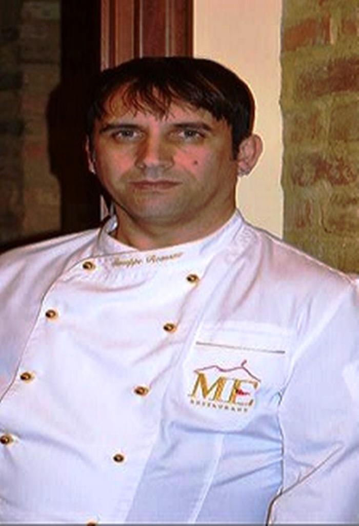 giuseppe romano chef