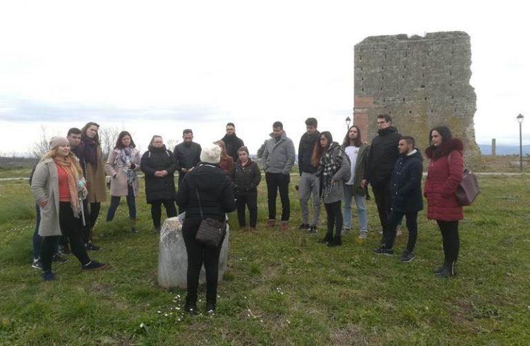 Grande successo a Mileto per il progetto europeo Yeeh