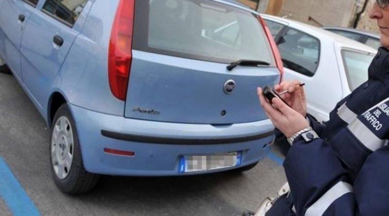 """Strisce blu a Vibo, la """"pacchia"""" è finita: si torna ai parcheggi a pagamento"""