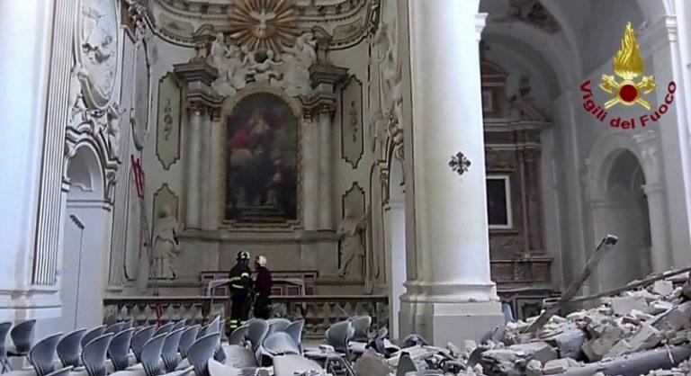 La parrocchia di Favelloni abbraccia la comunità di Camerino colpita dal sisma