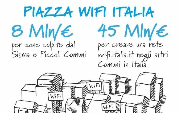 Wi-fi gratis per tutti, nel Vibonese il progetto interesserà 24 Comuni