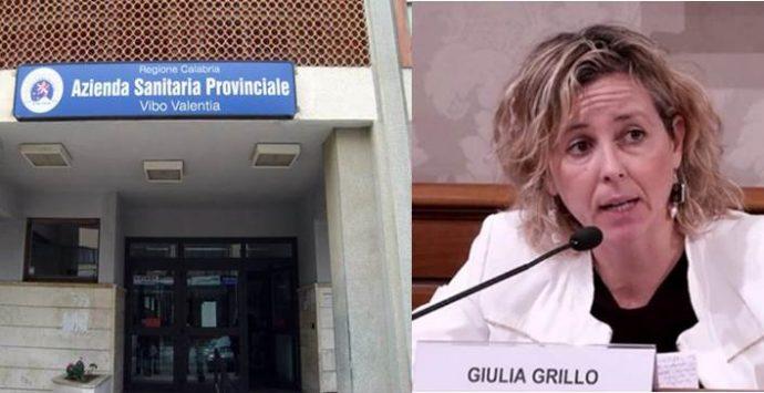 """Sanità, il ministro Grillo """"bacchetta"""" l'Asp di Vibo: «Non eroga servizi»"""