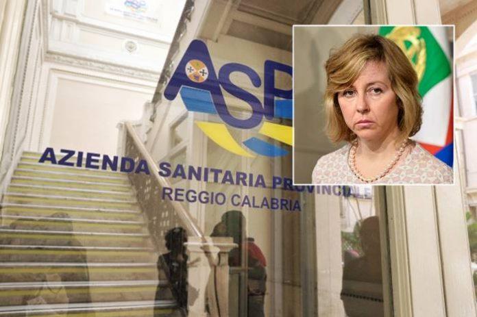 Nel riquadro il ministro Giulia Grillo