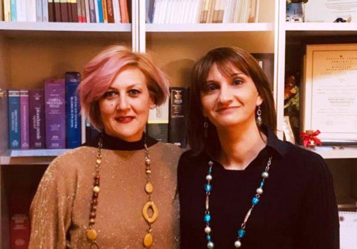 Tiziana Brasca e Luana Ferraro