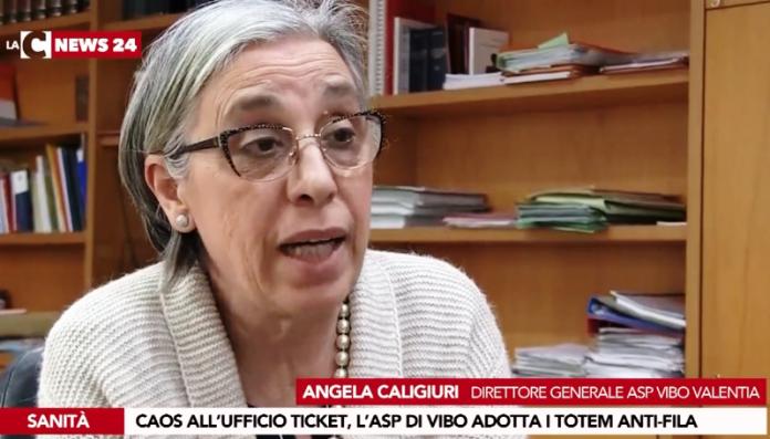Angela Caligiuri