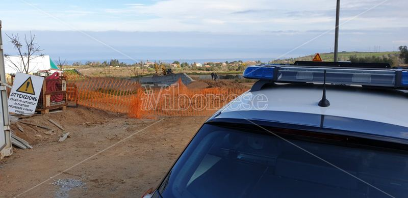carabinieri cantiere nuovo ospedale 2