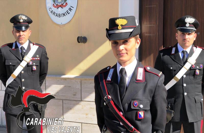 carabinieri zungri
