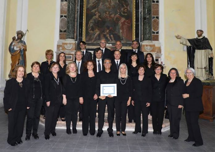 "Il coro polifonico ""Don Giosuè Macrì"""