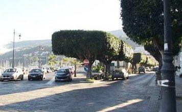 Corso Michele Bianchi a Vibo Marina