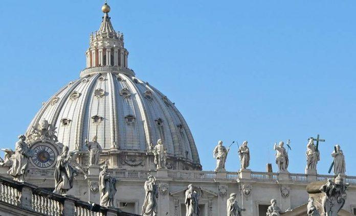 """Il """"cupolone"""" di San Pietro"""