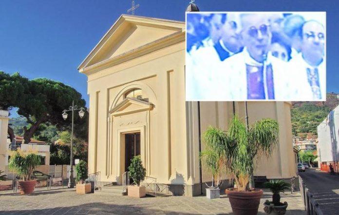 Il santuario Stella Maris e don Domenico Cantore