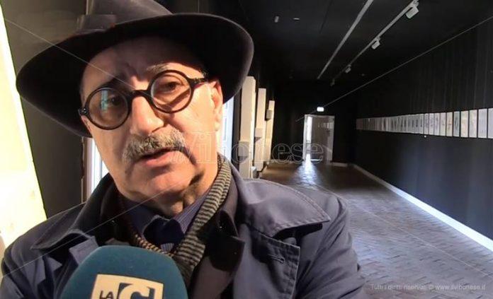 L'architetto Marcello Sestito