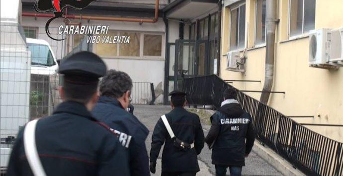 Blitz del Nas all'ospedale di Vibo, l'Udicon: «In Calabria sanità da codice rosso»