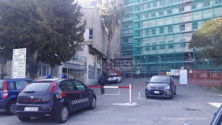 Tropea, nuovo tentativo di furto all'Ufficio ticket dell'ospedale