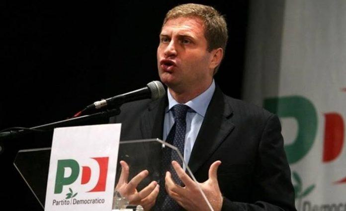 Il commissario del Pd Stefano Graziano