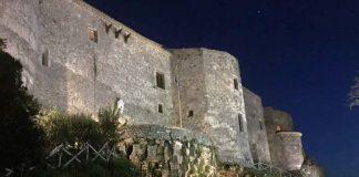 Il castello, dove ha sede il Museo