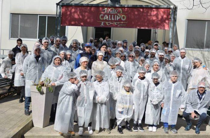 Visite guidate allo stabilimento Callipo